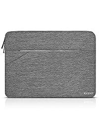 """笔记本电脑内胆包 11.6 英寸,Egiant 超薄保护防水保护套包兼容 Mac Air 11/ Mac 12/ iPad Tablet/Surface Pro 3/4 & Stream 11/ Chromebook R11/ Chromebook 11.6 灰色 11.6"""""""