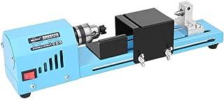Laecabv 迷你木床 150W 功率珠 CNC 抛光机 DIY 研磨钻艺术木工 A Set