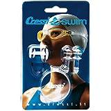 Cressi 游泳配件:适合年轻人和成年人的游泳耳塞和鼻夹