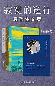寂寞的送行:袁哲生文集(胡歌《但是还有书籍》推荐,写作就是用一种深情的方式跟这个世界说再见!套装共4册。)