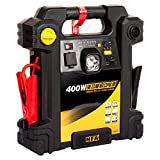 NFA 纽福克斯 400W 多功能 应急 移动 电源 67064 带打气泵 附带引擎启动功能