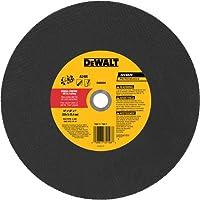 """DEWALT DWA8038CR3 16"""" x 5/32 x 20mm (3F) Silicon Carbide C24R High Speed Cutting Wheel"""