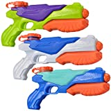JOYIN 3 件装喷水器喷水玩具游泳池海滩水战斗玩具