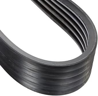 Gates 5/8V2240 Super HC Powerband 腰带,8V 部分,12.7 厘米总宽度,2.22 厘米高,56.9 厘米外周