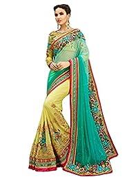 女款重绣纱丽印度风格女式衬衫材料