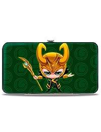 Buckle-Down 铰链钱包 - Thor Loki