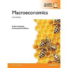 Macroeconomics, Global Edition (English Edition)