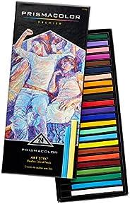 Prismacolor 2163 Premier Art Stix 无木彩色铅笔,24支