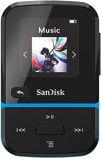 SanDisk 闪迪 Clip Sport Go MP3 播放器SDMX30-032G-G46B  32GB