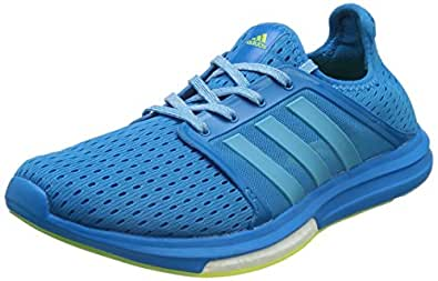 adidas 阿迪达斯 跑步系列 男 专业跑步鞋cc sonic boost m  B44075 太阳能蓝/桑巴蓝/白 39 (UK 6)