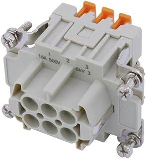 ILME Squich 内嵌 6针 16A 500V