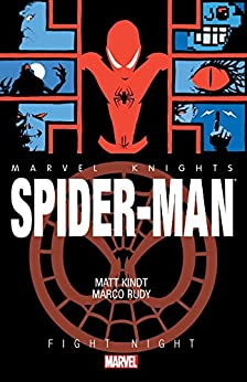 """Marvel Knights: Spider-Man (2013-2014): Fight Night (English Edition)"",作者:[Kindt, Matt]"