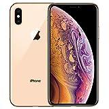 【2018新款】Apple 苹果 iPhone XS Max 64GB 金色 6.5英寸 移动联通电信4G手机 双卡双待 套装版【含chirslain清洁套装+钢化膜】