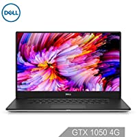 戴尔 DELL XPS15-9560-1845S 15.6英寸超轻薄窄边框笔记本电脑 (四核i7-7700HQ 16G 512G SSD GTX1050 4G独显 FHD 背光键盘 WIN10)银色