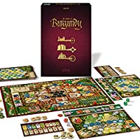 Ravensburger 勃艮*城堡纸牌游戏 12 Years + Castles of Burgundy 20th Anniversary Edition Multicolore