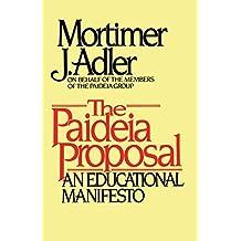 Paideia Proposal (English Edition)