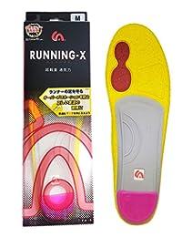 [亞瑟士]跑步X 跑步*鞋垫 马拉松 部落 足弓支撑 超轻&透气 * 减震 AN302