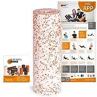 Blackroll 橙色纤维卷 自按摩杆 Med 45 厘米,8050310