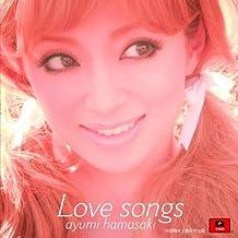 滨崎步:Love Songs 恋曲集(CD)