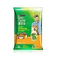 DogChow 康多乐 成犬全犬种全价狗粮 鸡肉肝蔬菜味 15kg
