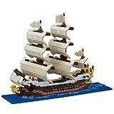 纳米布洛克帆船 NB-030 单品