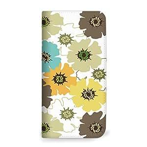 mitas iphone 手机壳982NB-0059-WH/DM016SH 14_Disney Mobile (DM016SH) ホワイト(ベルトなし)