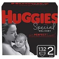 HUGGIES Economy Plus Pack 2 132