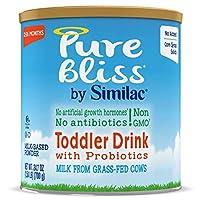 Similac 雅培 Pure Bliss 嬰幼兒配方奶粉 1-3歲 6罐裝 700g*6 (來自草飼奶牛的新鮮牛奶Non-GMO)
