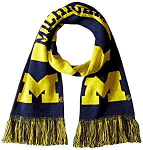 FOCO Michigan 2016 Big Logo Scarf