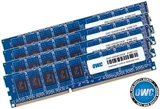 32GB OWC DDR3 PC3-10666 1333MHz SDRAM ECC for 4x 8GB Quad Channel Kit