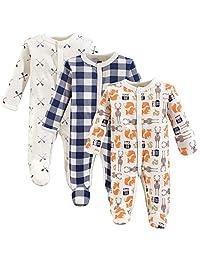 Hudson Baby 早产儿*和游戏玩具,3 件装