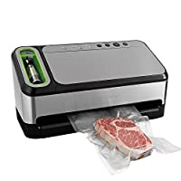 FoodSaver 2-in-1 Vacuum Sealing System with Starter Kit, 4800 Series, v4840需配变压器