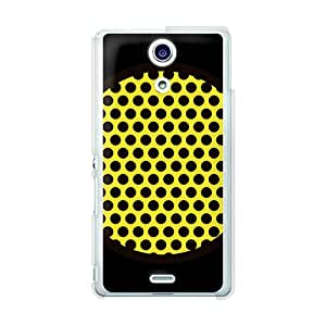 CaseMarket docomo Xperia A ( SO-04E )聚碳酸酯透明硬壳 [ 奥斯汀闪光灯外置 ] Sony