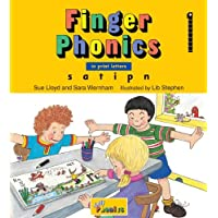 Finger Phonics 1: In Print Letters