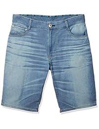 "EDWIN 短裤 ( 官方 ) Edwin 运动衫 "" 牛仔短裤 ( Motion FIT Cool Linen Denim) 男士"