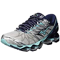 Mizuno 女士 Wave Prophecy 7 (W) 跑步鞋