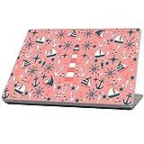 MightySkins 保护、耐用、独特的乙烯基保护罩,适用于 Microsoft Surface 笔记本电脑 (2017) 13.3 英寸MISURLAP-Nautical Dream  Nautical Dream Microsoft Surface Laptop