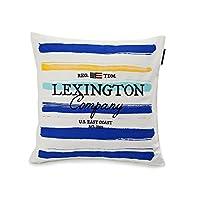 Lexington 2011620050枕套, 棉, 多色, 50 x 50 x 1厘米