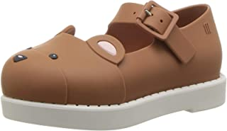 Mini Melissa Mini Maggie Bear Mary Jane 儿童平底鞋