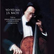 马友友:巴赫•无伴奏大提琴组曲(2CD)
