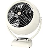 Vornado Vfan Sr. Vintage Whole Room Air Circulator, Vintage White
