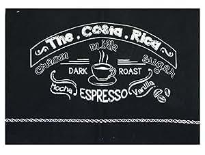 "GOURMET PRO Blackboard 烤箱手套一对 黑色 12 x 18"" 76300"