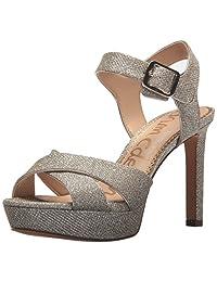 SAM Edelman 女式约旦高跟凉鞋