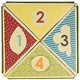 美国Skip Hop长颈鹿草原-折叠游戏书SH184306