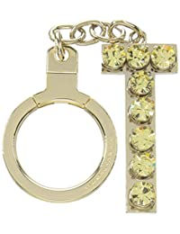kate spade new york Key Fobs Jeweled T Initial