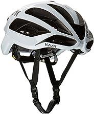 KASK 中性 PROTONE 浦東尼 專業公路環境使用頭盔 CHE00037.213S 黑色/亮藍色 S(50-55CM)