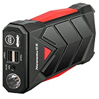 纽曼S400汽车载电瓶应急启动电源12V 车用打火器搭电宝移动充电宝