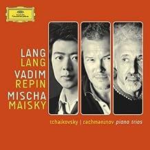 进口CD:郎朗/列宾/麦斯基:柴可夫斯基/拉赫玛尼诺夫钢琴三重奏(CD)(4778099)