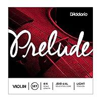 D'Addario 达达里奥 Prelude 低张力 4/4 小提琴套弦(J810 4/4L)
