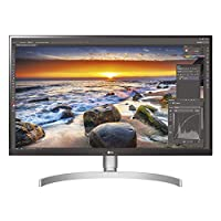 LG 27UL850-W 68, 58厘米(27英寸)UHD 4K IPS 显示器(HDR10,USB Type-C,99% sRGB,AMD Radeon FreeSync),黑色 白色